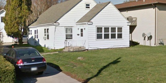 711 Orchard St. – 3 Bed, 2 Bath – Iowa City