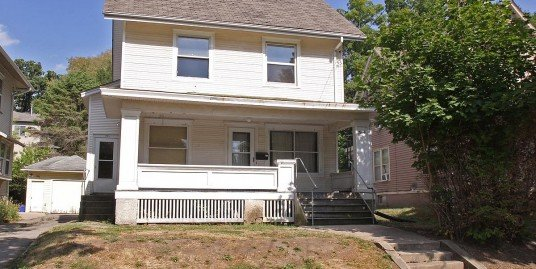 314 S. Governor St. – 8 Bed, 2 Bath – Iowa City