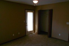 Bedroom 2 Closet and Balcony