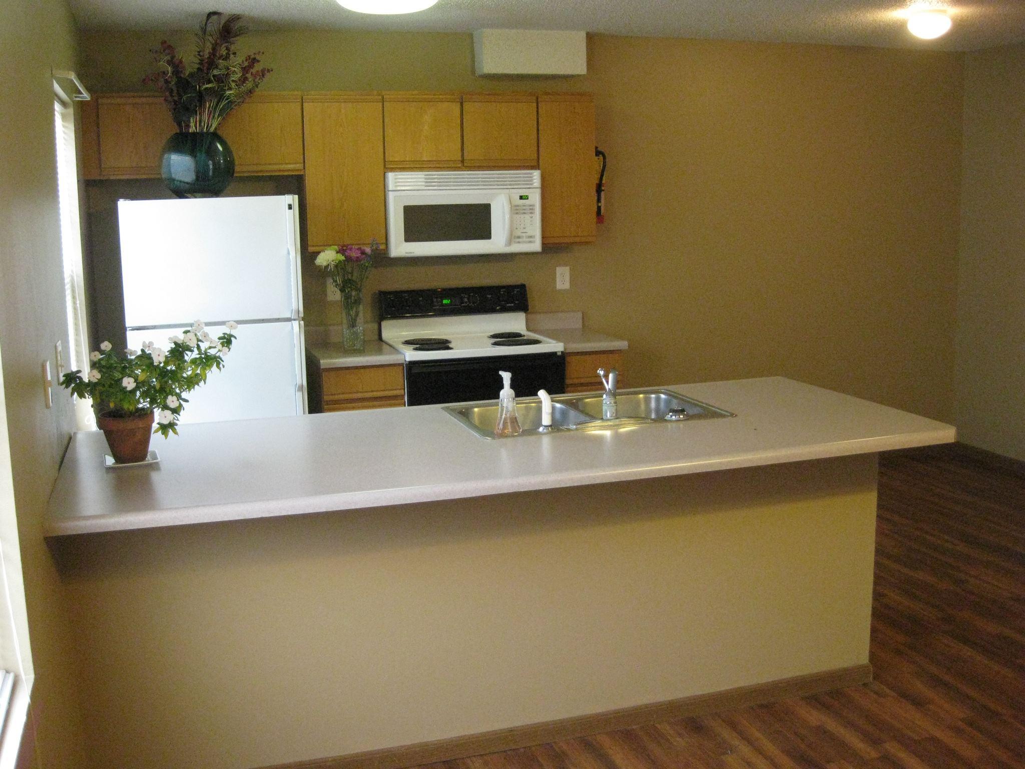 510 5th St A 3 Bed 1 Bath Coralville Kitchen 6