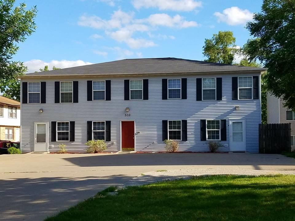 510 5th St. B – 3 Bed, 1 Bath – Coralville